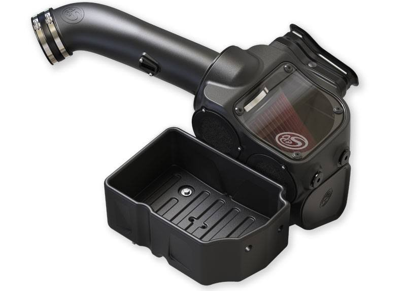 S&B 75-5085 Cold Air Intake for 2017-2018 Ford Powerstroke F-250 and F-350 Superduty