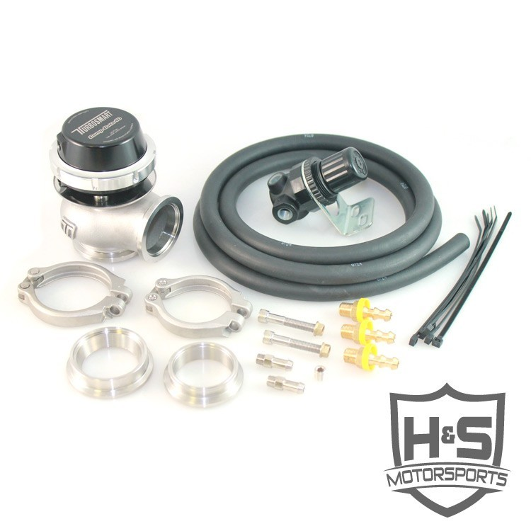 562001 H&S Motorsports Universal 40mm Wastegate Kit