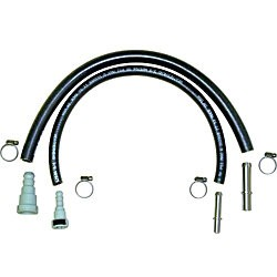 0299002 Titan Ford Fuel Line Extension Kit 2008-2010 Ford Powerstroke Pickups