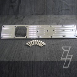 PDM-08171 Industrial Injection Cummins 5.9L Billet Intake Plate