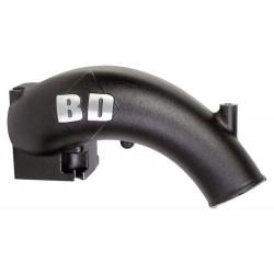 1041550 BD Diesel X Flow Power Intake Elbow for Dodge 5.9L Cummins