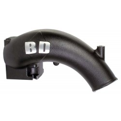 1041555 BD Diesel X Flow Power Intake Elbow for Dodge 5.9L Cummins