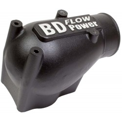 1041577 BD Diesel X Flow Power Intake Elbow Ford 6.0L Powerstroke