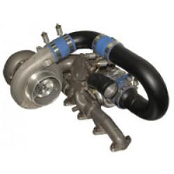 1045440 BD Diesel R700 Twin Turbo Upgrade for Dodge 5.9L Cummins