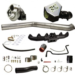 1045725 BD Diesel S467 Rumble B Turbo Kit for Dodge 6.7L Cummins 2007.5-2009
