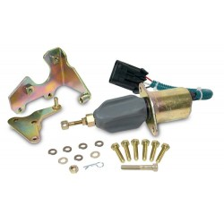 1050250 BD Diesel P7100 Shutdown Solenoid Kit for Dodge 12V 5.9L Cummins