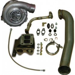 116007000 PPE GT40R Series Turbo Kit with Garrett GT4094R Turbo