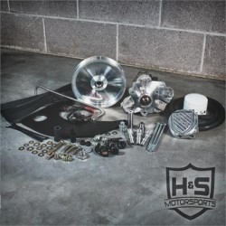 121001 H&S Motorsports Dual High Pressure Fuel Kit for Ford 6.7L Powerstroke