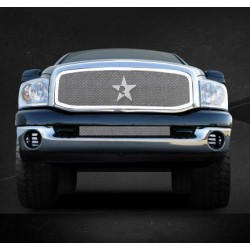 154459 RBP RL Series Grille 2006-2008 Dodge Ram