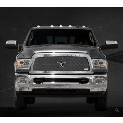 158463 RBP RX-5 HALO Series Grille 2013-2014 Dodge Ram