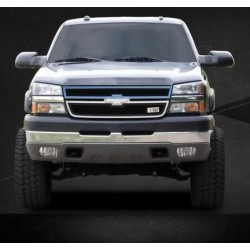 254106 RBP RL Series Grille for 2005-2006 Chevy Silverado