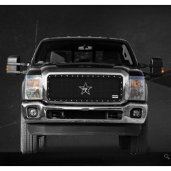 258564 RBP RX-5 HALO Series Grille 2011-2014 Ford Super Duty