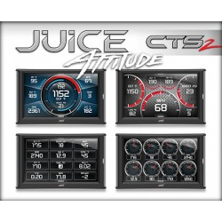 31504 Edge Products Juice With Attitude CTS2 Tuner 2006-2007 Dodge 5.9L Cummins
