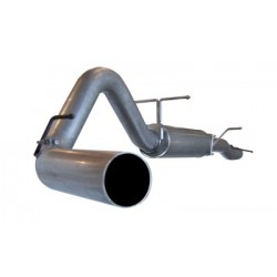 49-13003 aFe Power Cat Back Exhaust System for Ford 6.0L Powerstroke