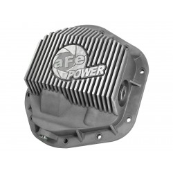 46-70080 aFe Power Front Differential Cover for Ford Diesel Trucks