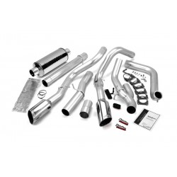 47394-B Banks Power Monster Dual Exhaust