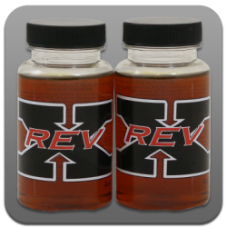 REV X High Performance Oil Additive 4 oz. Bottles 2 Bottles