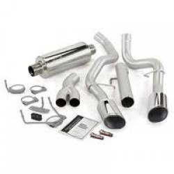 48709 Banks Power Monster Dual Exhaust