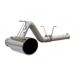 49-42006 aFe Power DPF Back Exhaust System for Dodge 6.7L Cummins