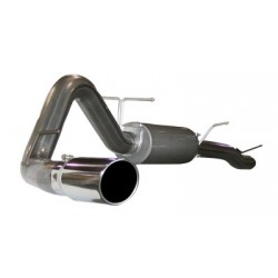 49-43003 aFe Power Cat Back Exhaust System for Ford 6.0L Powerstroke