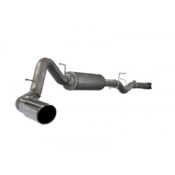 49-44001 aFe Power Cat Back Exhaust System for LB7 or LLY Duramax
