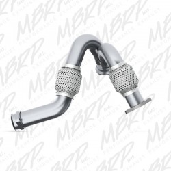 FAL2313 MBRP Turbo Up Pipe for 2003-2007 Ford 6.0L Powerstroke