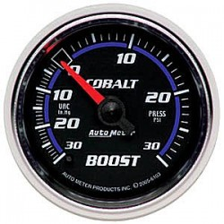 6103 Autometer Vacuum Boost Gauge 2 1/16 inch 52.4mm