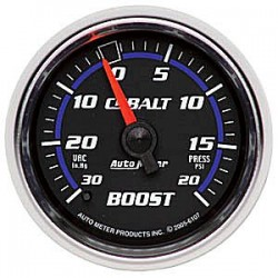 6107 Autometer Vacuum Boost Gauge 2 1/16 inch 52.4mm