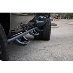 NDC99100QC-6 N-Fab N-Durastep Bed Access 6 Step 1999-2006 Chevy / GMC