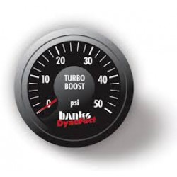 64053 Banks Power Dynafact Boost Gauge Kit