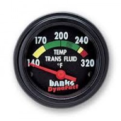 64125 Banks Power Dynafact Trans Oil Temp Gauge Kit