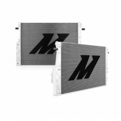 MMRAD-F2D-08V2 Mishimoto Aluminum Radiator Version 2 for Ford 2008-2010 6.4L Powerstroke