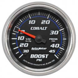 7908 Autometer Vacuum Boost Gauge 2 5/8 inch 66.7mm