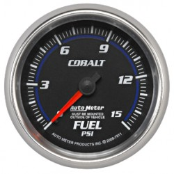 7911 Autometer Fuel Pressure Gauge 2 5/8 66.7mm