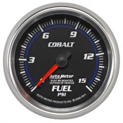 7911 Autometer Fuel Pressure Gauge 2 5/8 66.7mm