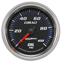 7921 Autometer Oil Pressure Gauge 2 5/8 inch 66.7mm