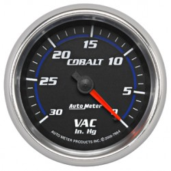 7984 Autometer Vacuum Gauge  2 5/8 inch 66.7mm