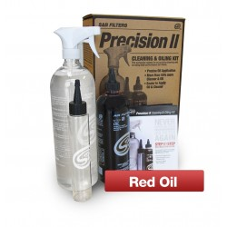 88-0008 S&B Filters Precision II Cleaning and Oil Kit