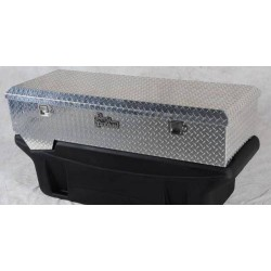 9991150000 Titan Locking Diamond Plate Toolbox