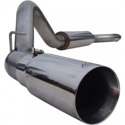 S6012304 MBRP Cat Back Exhaust System 2006-2007 Duramax