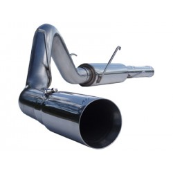 S6108304 MBRP Cat Back Exhaust System 2004.5-2007 Dodge Cummins