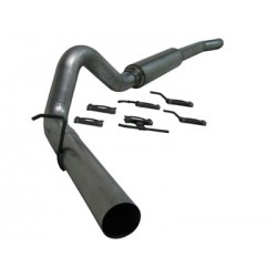 S6208P MBRP Cat Back Exhaust 2003-2007 Ford 6.0L Powerstroke