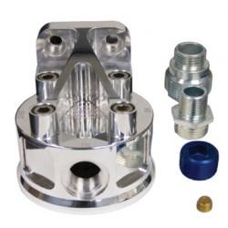 114002000 PPE Billet Aluminum Remote Filter
