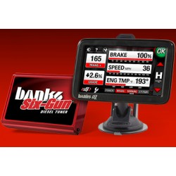 63899 Banks Power Duramax LMM Six Gun Tuner and Banks iQ 2.0