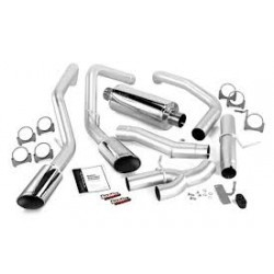 47393-B Banks Power Monster Dual Exhaust