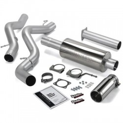 48937 Banks Power Monster Exhaust