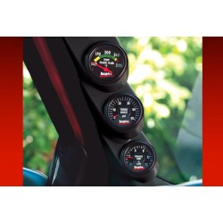 63330 Banks Power Pillar Mount Console with Speaker