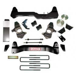 C9681K-NSP SKYJACKER Duramax Suspension Lift Kit with Shocks