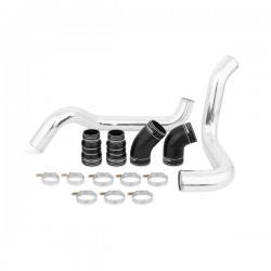 MMICP-DMAX-02 Mishimoto Intercooler Pipe and Boot Kit for Duramax 2002 though 2004.5