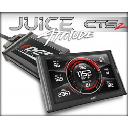 31501 Edge Products Juice with Attitude CTS2 Tuner 2001-2002 Dodge 5.9L Cummins